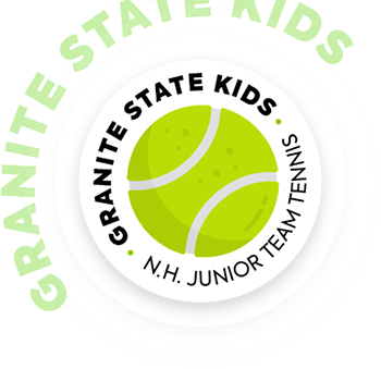 Granite State Kids Tennis logo